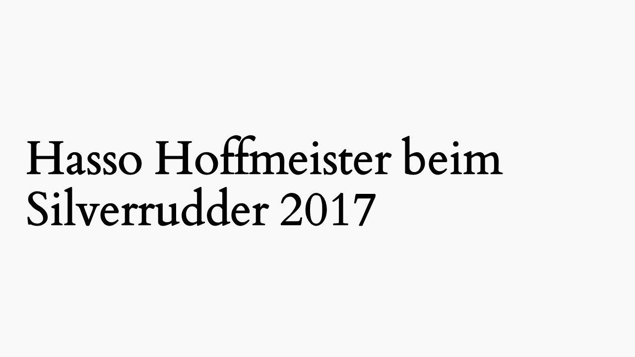 Hasso Hoffmeister