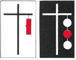 Schilder und Sichtzeichen für den Sportbootführerschein See