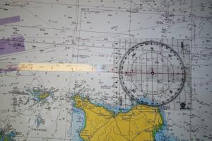 theoretischen Prüfung zum Sportseeschifferschein
