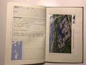 eigenes Logbuch