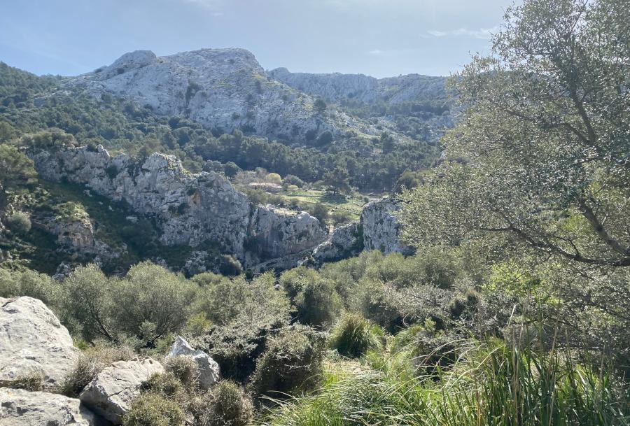 Weitwandern auf Mallorca in der Tramuntana